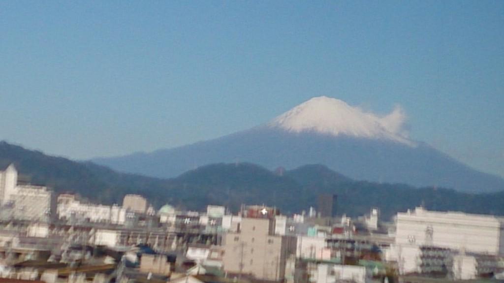 静岡新聞富士山