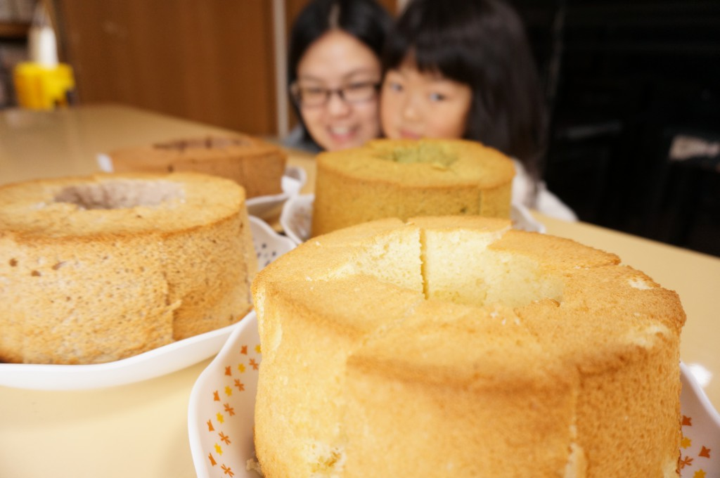 両立サロンケーキ